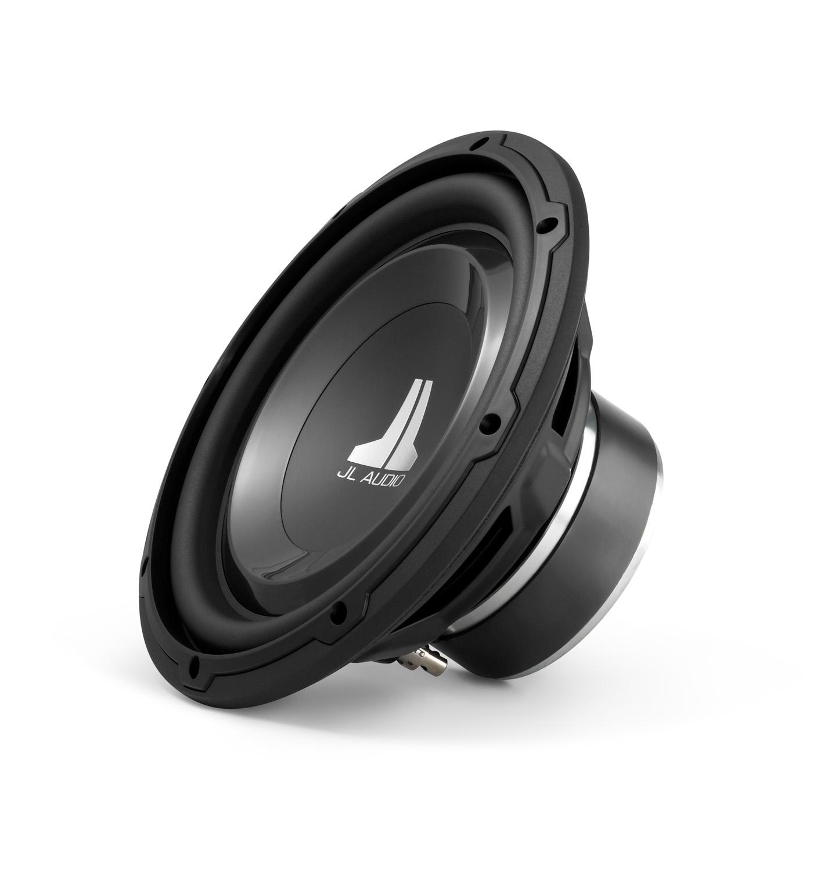 "JL Audio 10W1v3 10"" Inch Sub 250mm, 300W Subwoofer Driver, 4 Ω"