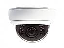 Wirepath™ Surveillance 565-Series Dome Analog Outdoor Camera with IR (700 TVL | White)