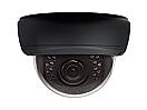 Wirepath™ Surveillance 765-Series Dome Analog Outdoor Camera with IR and Heater (720 TVL | Black)
