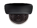 Wirepath™ Surveillance 565-Series Dome Analog Outdoor Camera with IR (700 TVL | Black)