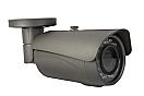 Wirepath™ Surveillance 565-Series Bullet Analog Outdoor Camera with IR (700 TVL | Gray)