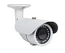 Wirepath™ Surveillance 300-Series Bullet Analog Outdoor Camera with IR (550 TVL | White)