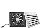 Cool Components™ Hi-Flo Lite Vent with Power Supply for Cabinet Application