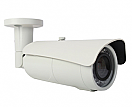 Wirepath™ Surveillance 765-Series Bullet Analog Outdoor Camera with IR and Heater (720 TVL | White)